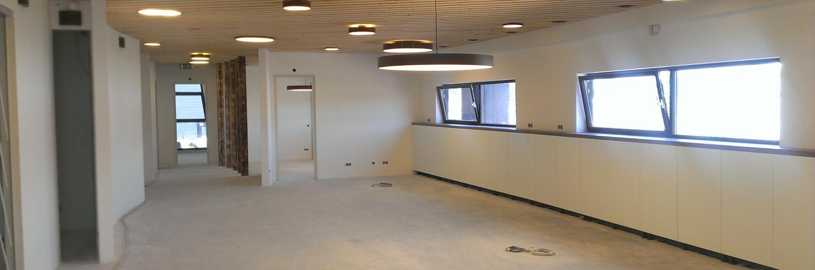 Interieur kantoor Oosterhout